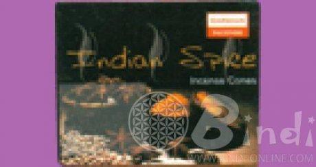 Incienso conos especias india
