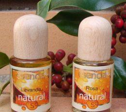 Esencia natural fresa