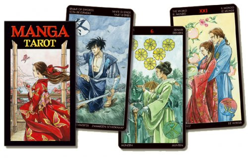 Tarot manga