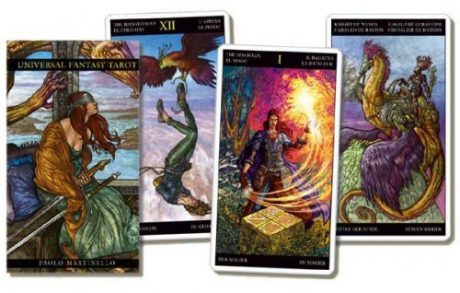 Tarot universal de fantasía