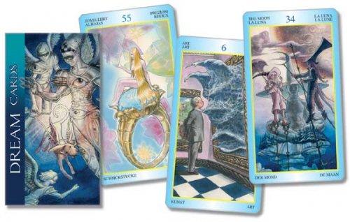Tarot cartas de los sueños