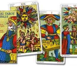 Tarot universal marsella
