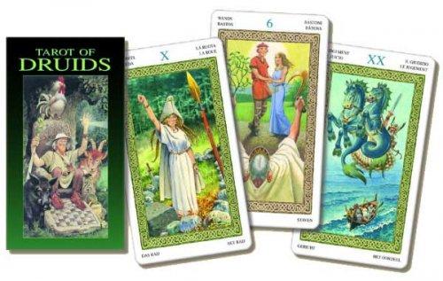 Tarot de los druidas