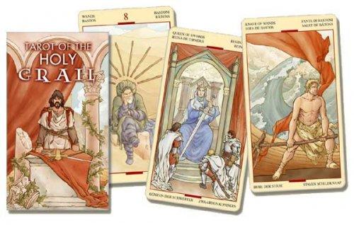 Tarot del santo grial