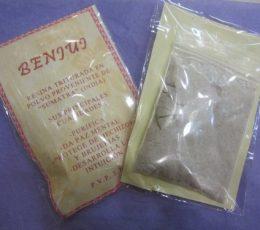 Benjui en polvo