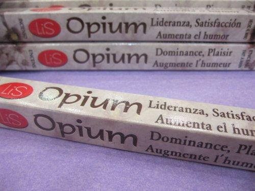 Incienso opium ( 8 uds)