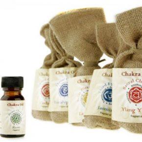 Esencia chakras: primer chakra