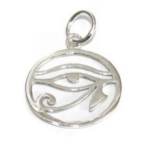 Colgante ojo horus circulo