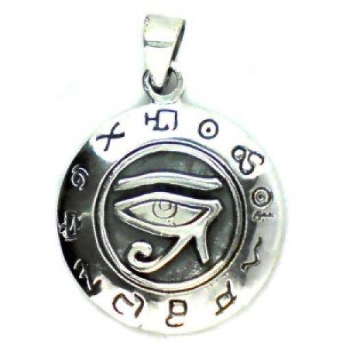 Colgante ojo horus simbolos