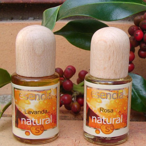Esencia natural patchouli