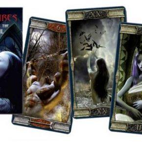 Tarot vampiros de la noche eterna