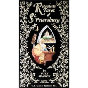 Tarot ruso de san petersburgo
