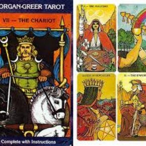 Tarot morgan greer