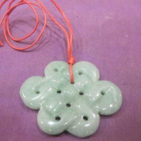 Nudo mistico de jade