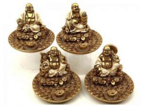 Buda incensario lingotes