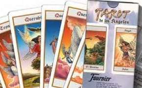 Tarot Angeles Fournier