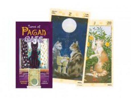 Tarot de los gatos paganos
