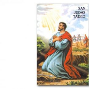 Estampa san judas tadeo