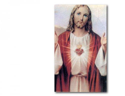 Estampa sagrado corazón de jesús