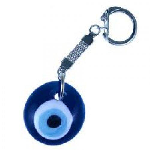 Amuleto llavero ojo turco