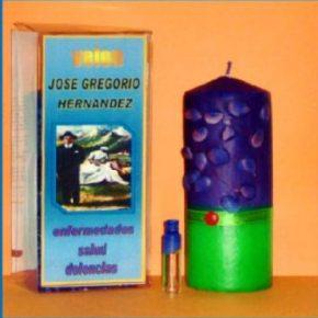 Velón Gregorio Hernadez