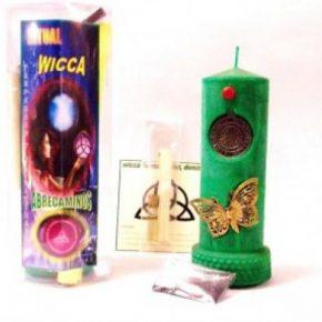 Ritual wicca abrecaminos