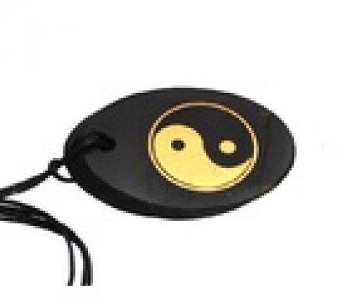 Colgante shungit yin yan