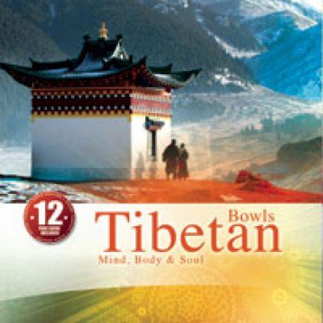 Cd cuencos tibetanos