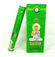 Incienso meditacion