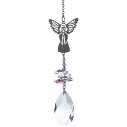 Angel cascada cristal