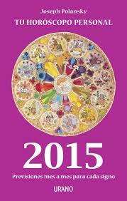 Tu horóscopo personal 2015