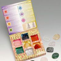 Set piedras siete chakras