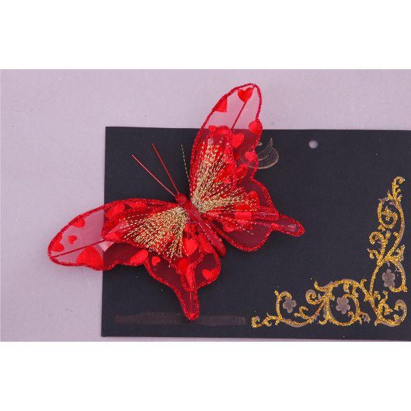 Mariposa corazones