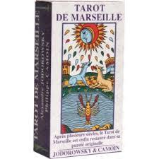 Tarot marsella Jodorowsky