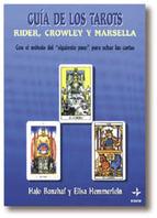 Guia de los tarots, rider,crowley y marsella