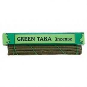 Incienso green tara