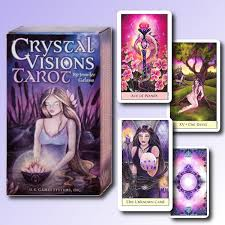 Tarot crystal vision