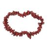 Pulsera chip jaspe rojo