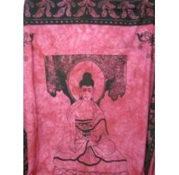 Tela hindu Burdeos