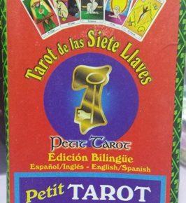 Tarot siete llaves
