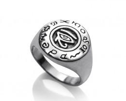 anillo ojo de horus