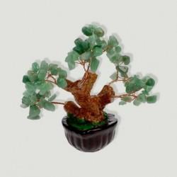 Bonsai cuarzo verde