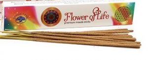 Incienso flor de la vida