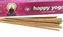Incienso happy yoga