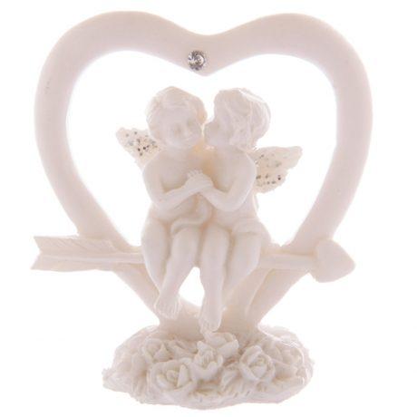 Ángel corazón