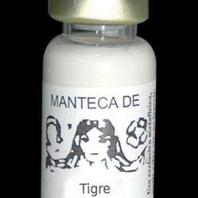 Manteca de tigre
