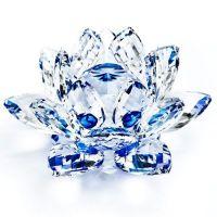 Flor de loto azul