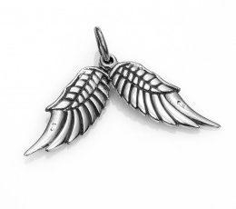 Colgante alas de angel