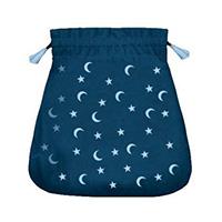 Bolsa tarot lunas y estrellas