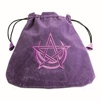 Bolsa tarot wicca